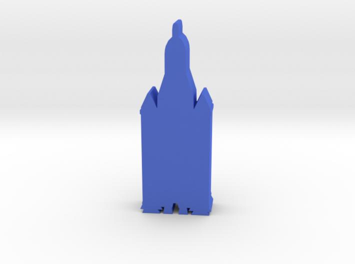 Game Piece, SLS Crew Rocket 3d printed