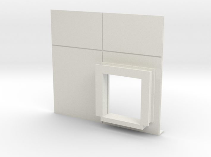 Rail Dock Load-In 3d printed