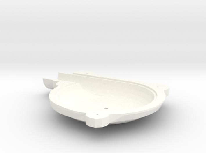 Centrifugal Pump Volute (Lower half) 3d printed
