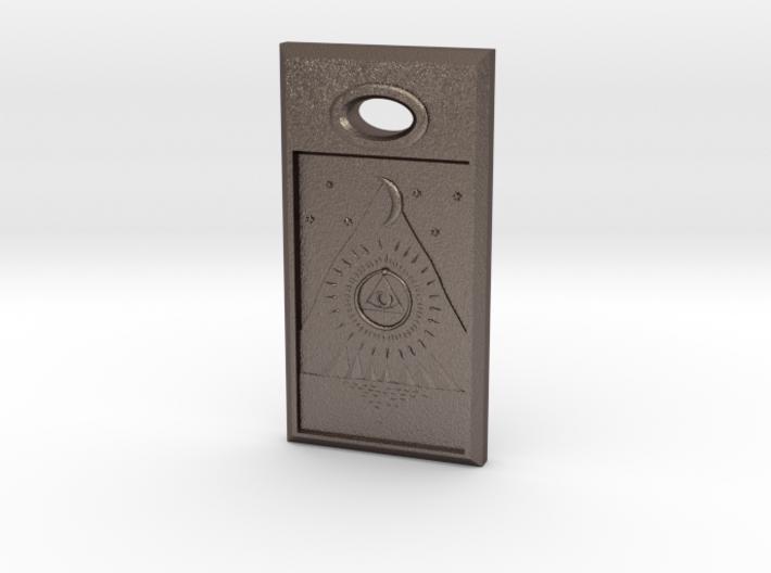 Love Stone - Danish 3d printed