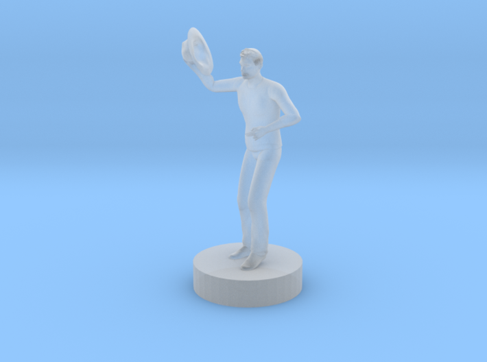 Michael Jackson Famous People Series by Space 3D 3d printed