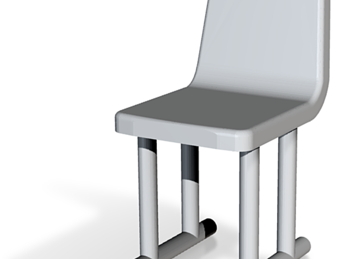 Bus Chair - STL File Created By Vectorworks 2016 S 3d printed