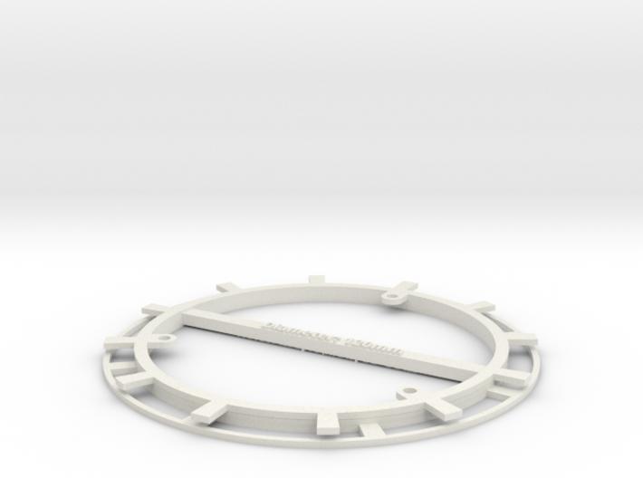 RFID Bobbin 120mm 3d printed