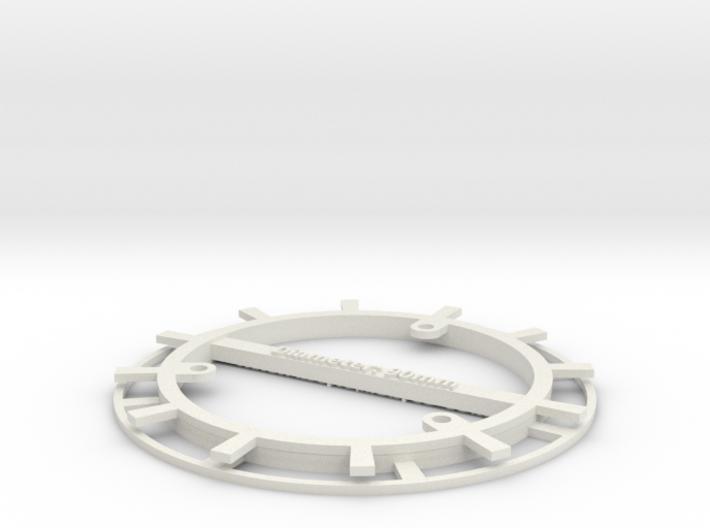 RFID Bobbin 90mm 3d printed