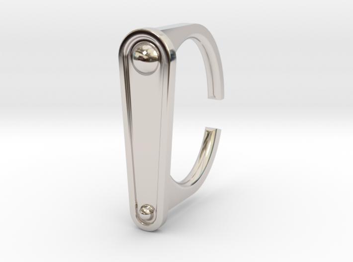 Ring 5-2 3d printed