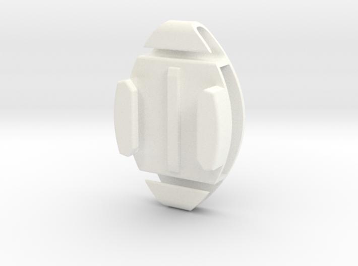 GoPro shoe mount 3d printed
