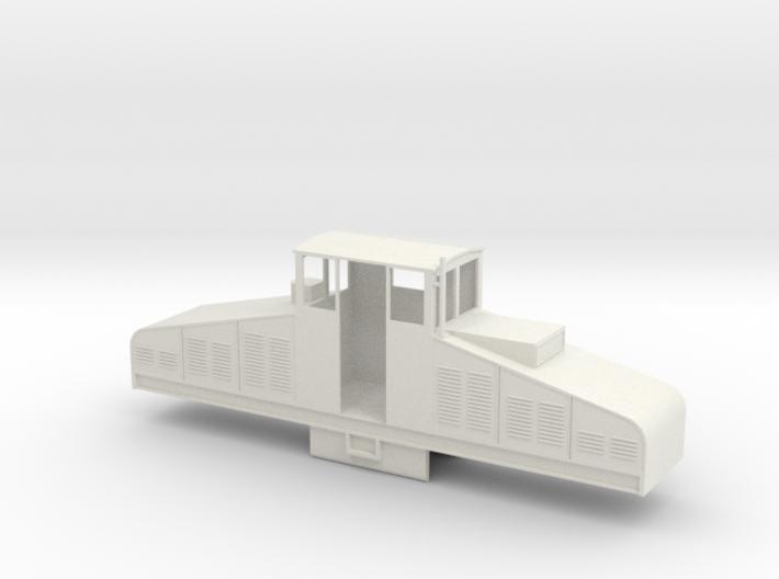 B-1-35-crochat-50cm-loco1 3d printed