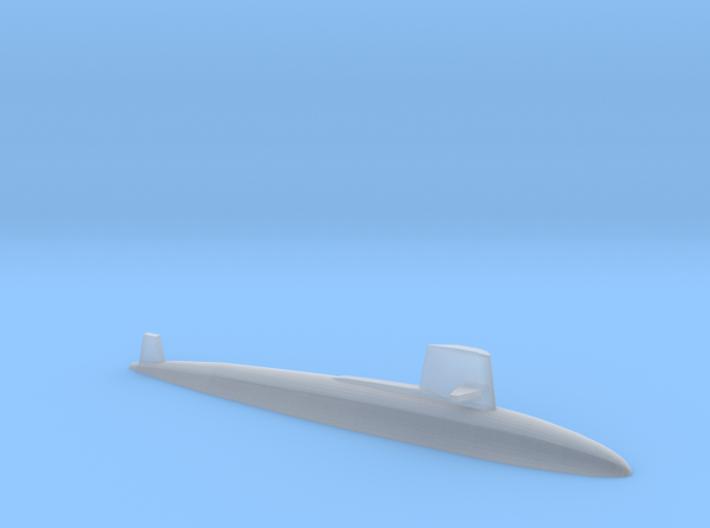 Skipjack class SSN, 1/2400 3d printed