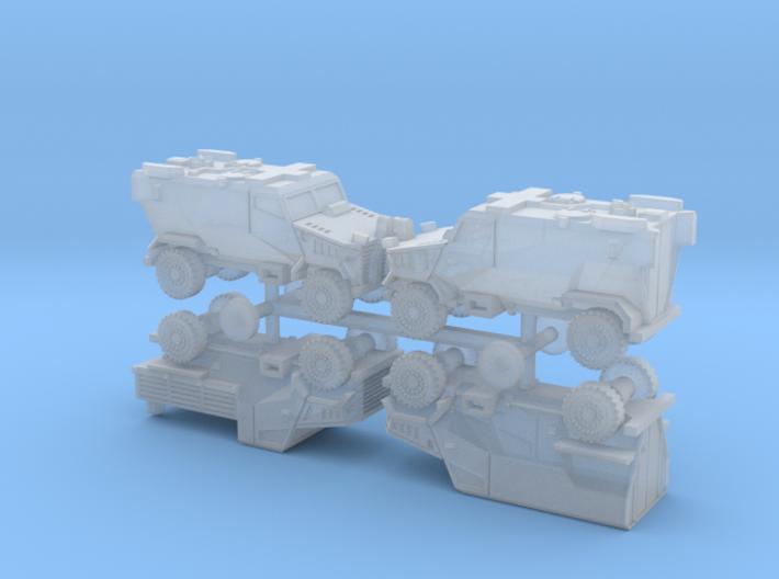 British Ocelot / Foxhound LPPV 1/285 6mm 3d printed