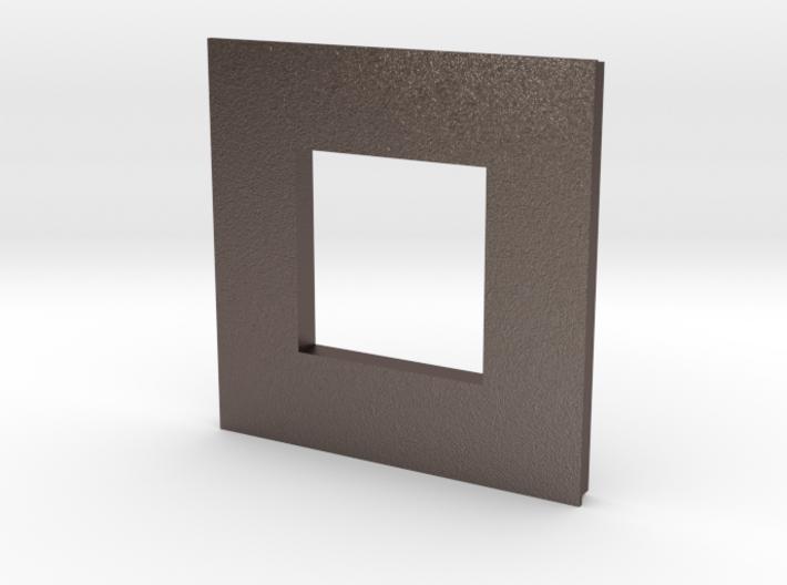 Reservoir Lid - 3Dponics Herb Garden 3d printed