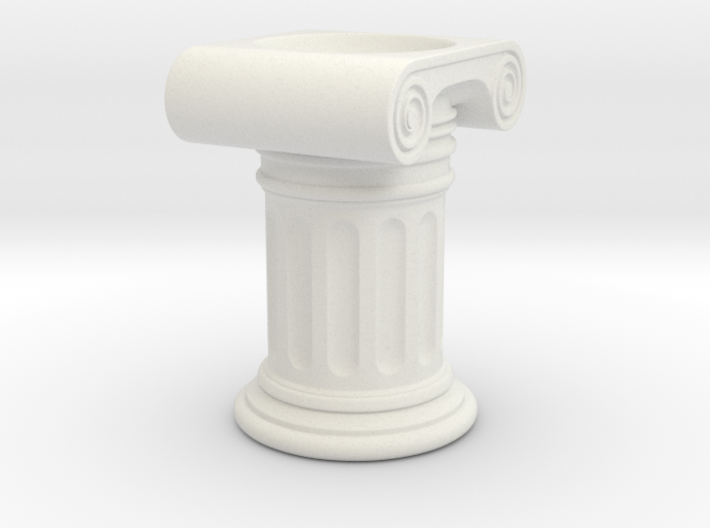 Roman Holder Egg 3d printed