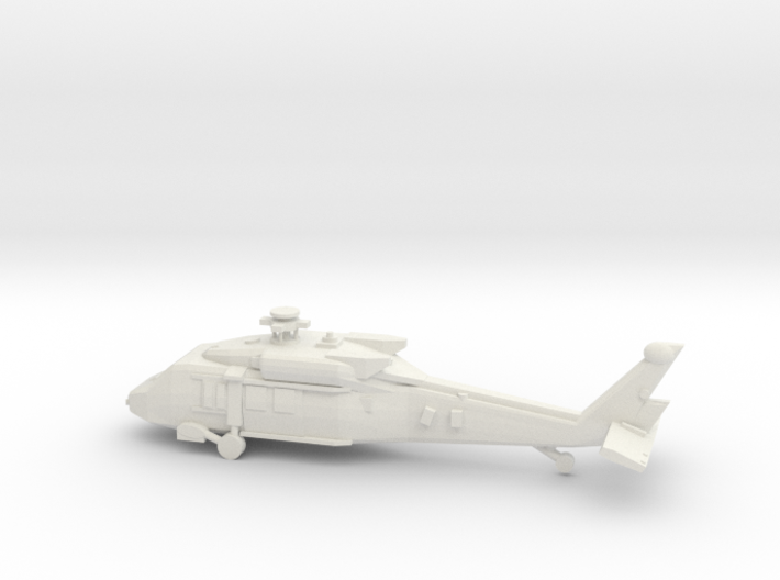 10mm (1/144) UH-60M 3d printed