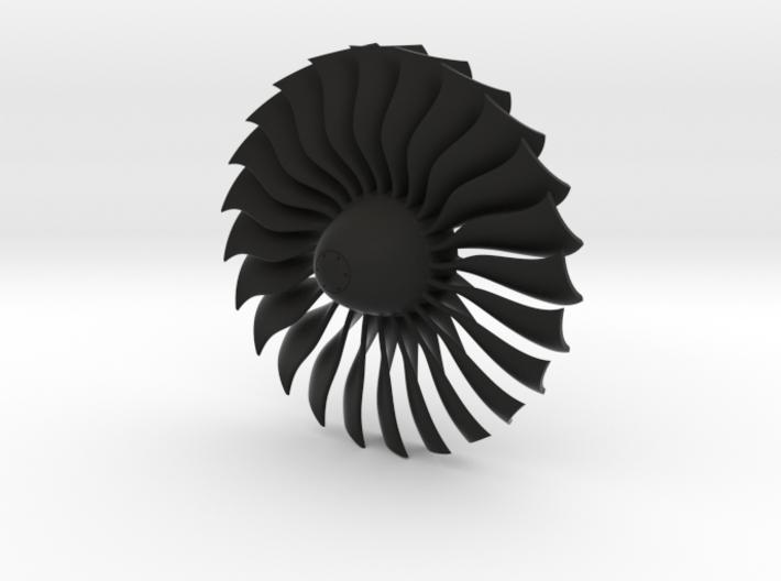 Turbine Alliance 80mm 3d printed
