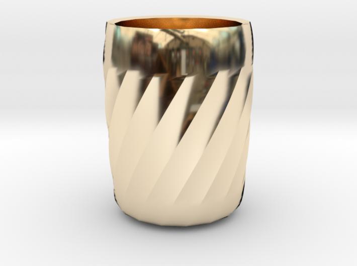 My coffee cup 3d printed