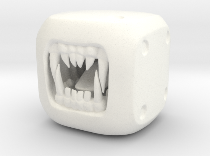 WereWolf - Monster Dice - 16mm 3d printed