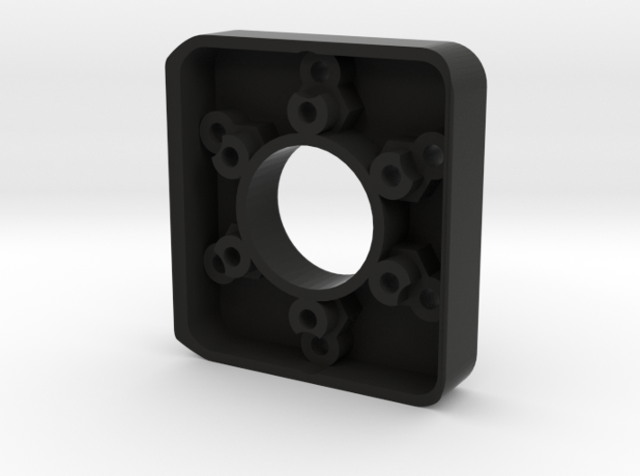 Fanatec 52mm to 70mm Adapter 3d printed