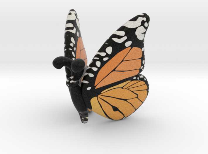 Butterfly 1 - M 3d printed