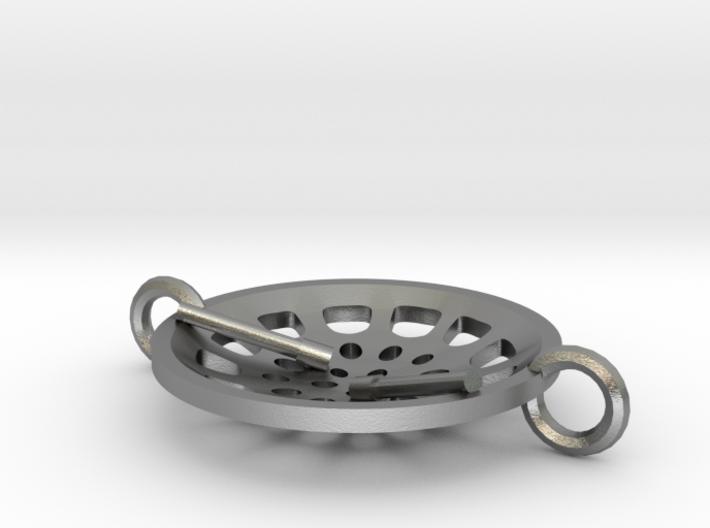 "Low Tenor ""Essence"" steelpan bracelet 3d printed"