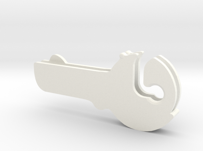 Key Cover Basic 3d printed