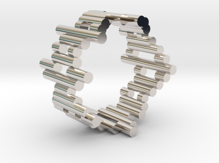 Ring Sticks 2 3d printed