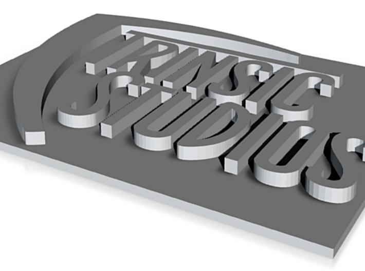 TrinsicStudios Logo - 1 3d printed