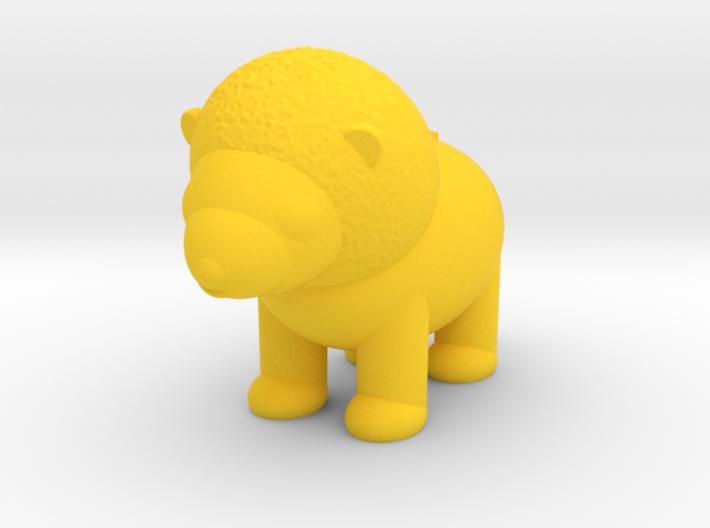 Lion (Nikoss'Animals) 3d printed