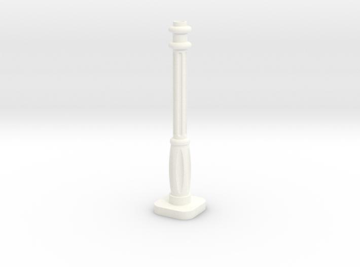11062-White 3d printed
