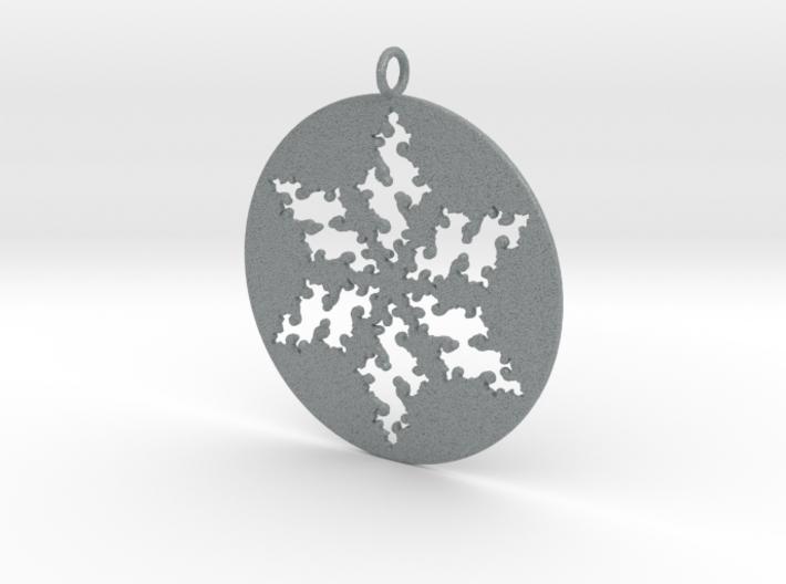 Julia Star Pendant 3d printed