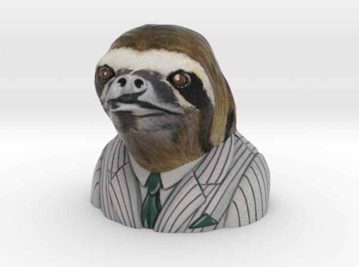 Dolla Dolla Bill Ya'll Sloth 3d printed