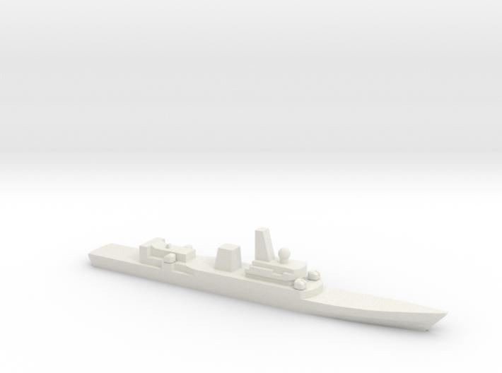 Haijing/CCG-31240 Patrol Ship, 1/2400 3d printed