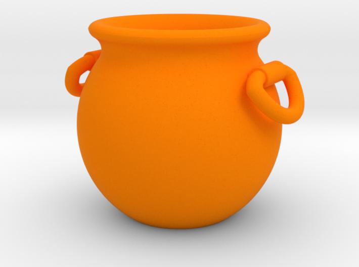 Cauldron Miniature 3d printed