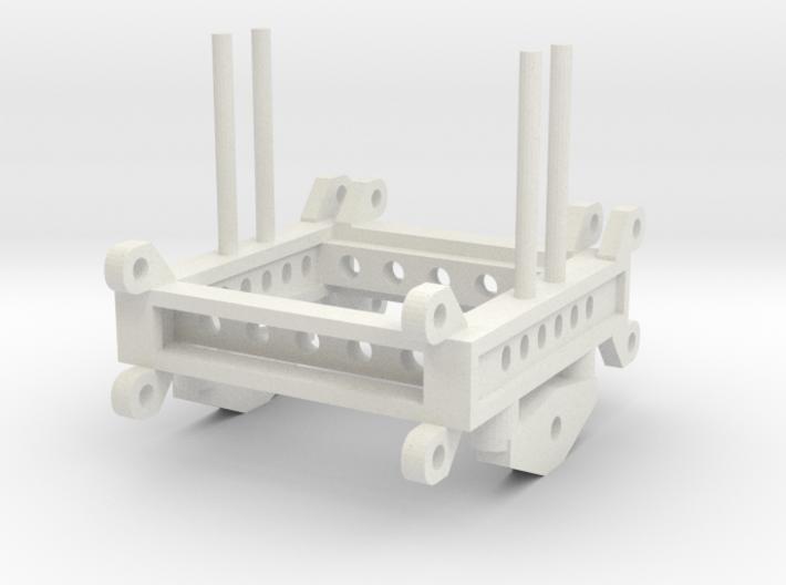 000143 low loader between axis ho 3d printed