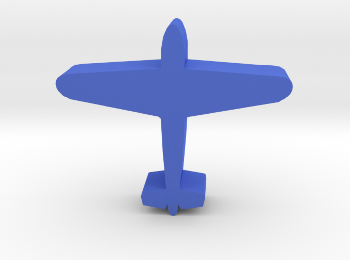 Game Piece, WW2 Me109 Fighter 3d printed
