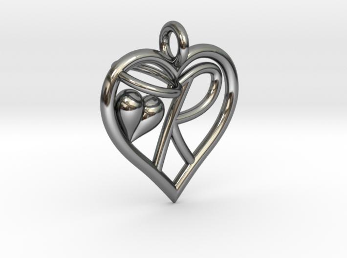 HEART R 3d printed