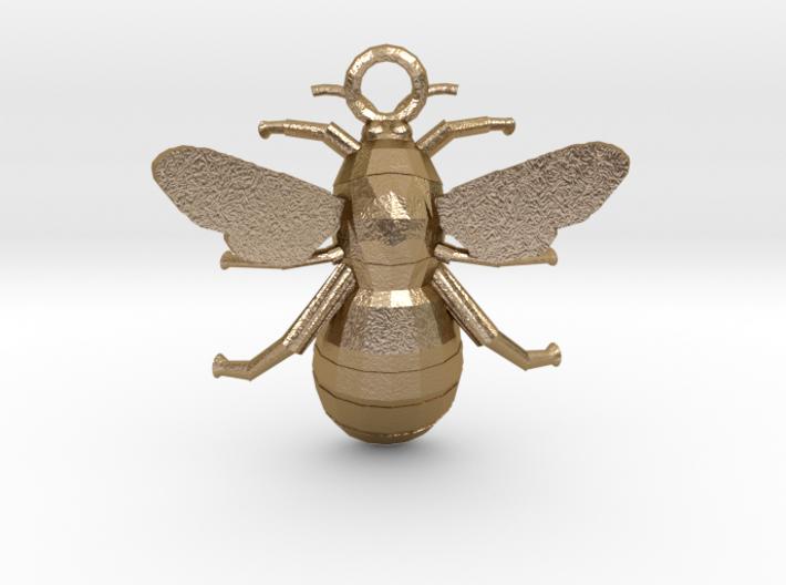 Bumblebee Pendant 3d printed