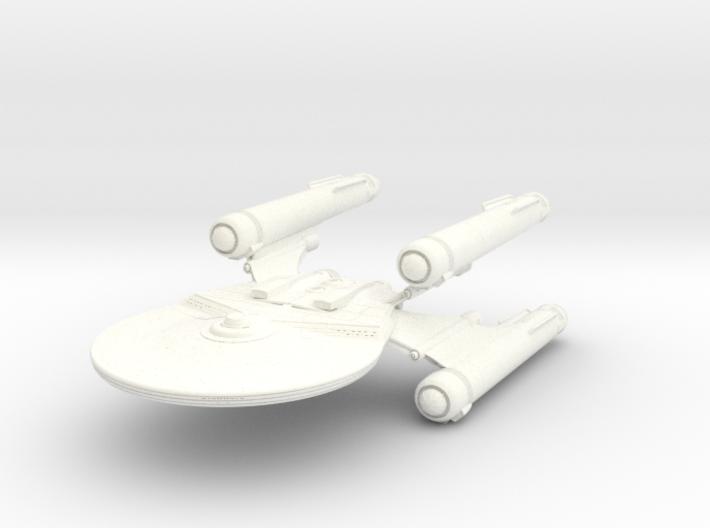 Hawker Class BattleCruiser 3d printed
