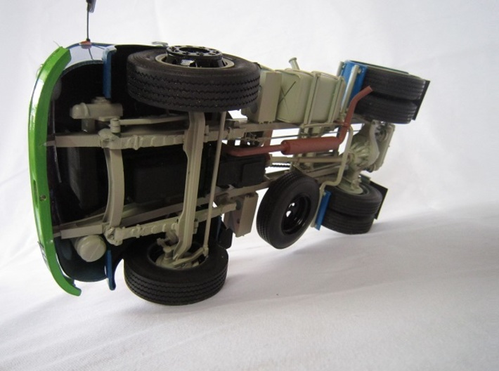 DAF2-JZ-1to24 3d printed … and beautiful on the underside as well; by J. Zagers (NL)