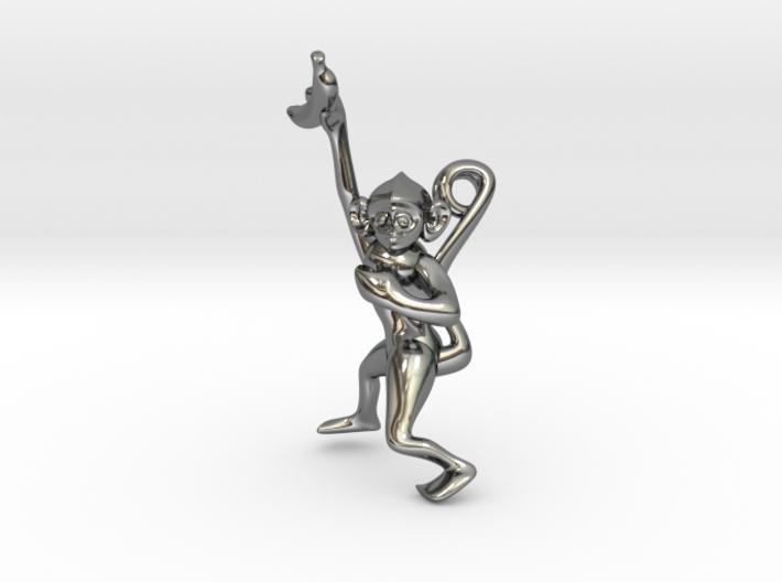 3D-Monkeys 072 3d printed