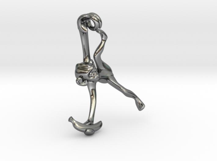 3D-Monkeys 103 3d printed