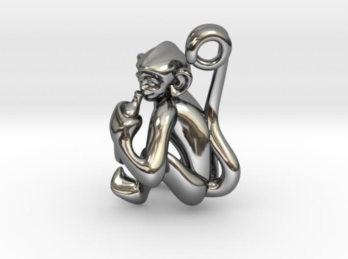 3D-Monkeys 134 3d printed