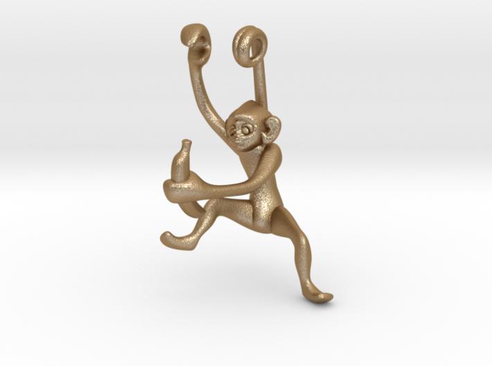 3D-Monkeys 140 3d printed