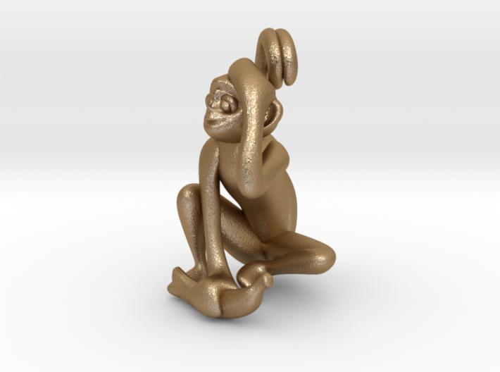 3D-Monkeys 167 3d printed