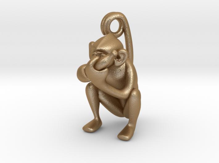 3D-Monkeys 170 3d printed