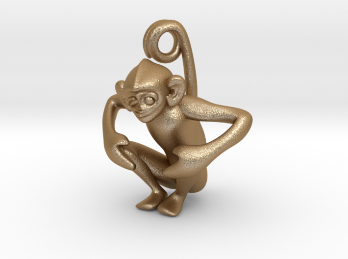 3D-Monkeys 180 3d printed
