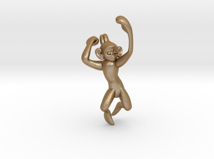 3D-Monkeys 185 3d printed