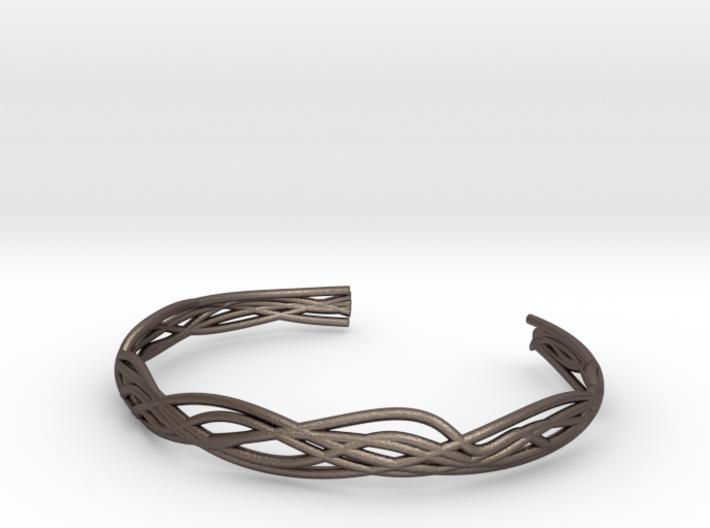 Branch Cuff 3d printed