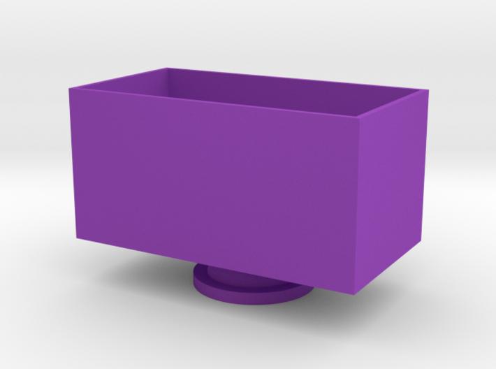 Chicken Face Storage Box 3d printed