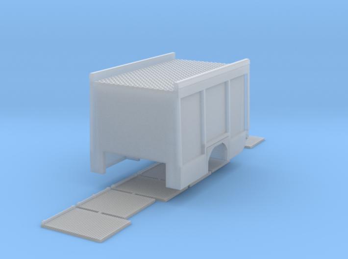 Aufbau Ziegler LF/TLF 3d printed