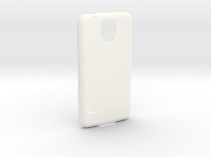 Customizable Samsung S5 case 3d printed