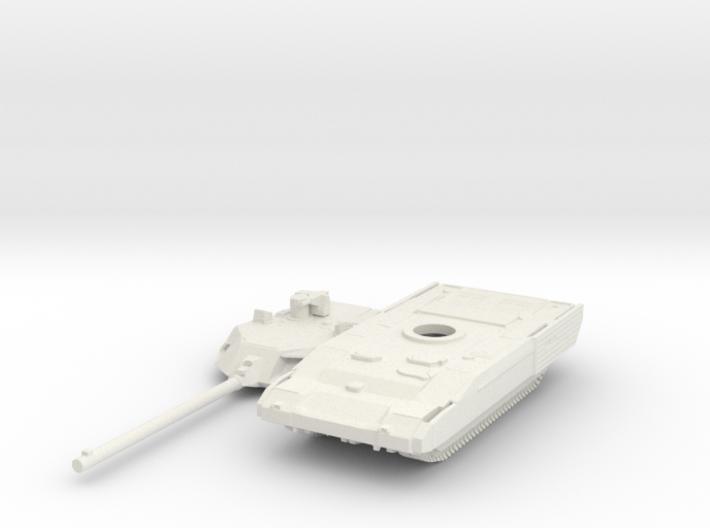 T-14 Armata 12mm 3d printed